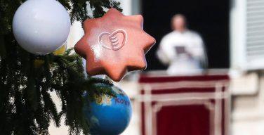 Слово Папы Франциска перед чтением молитвы «Ангел Господень» в 1-е воскресенье Адвента. 3 декабря, площадь Св. Петра