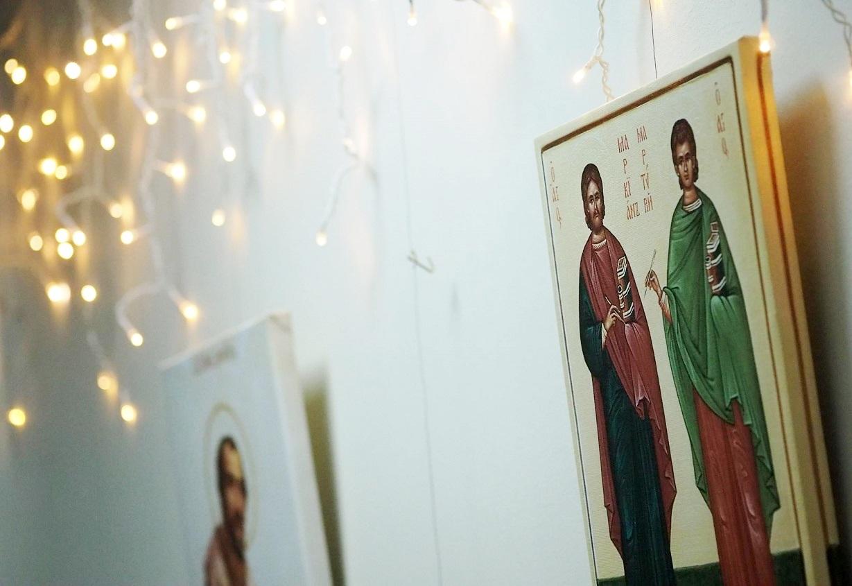 Выставка, посвященная канонизированным юристам-христианам, открылась в Томске