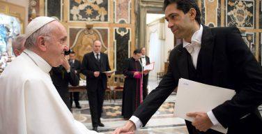 Папа принял на аудиенции новых послов при Святейшем Престоле (ФОТО)