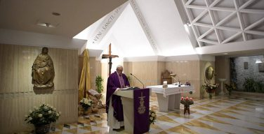 Папа: христиане должны быть людьми радости