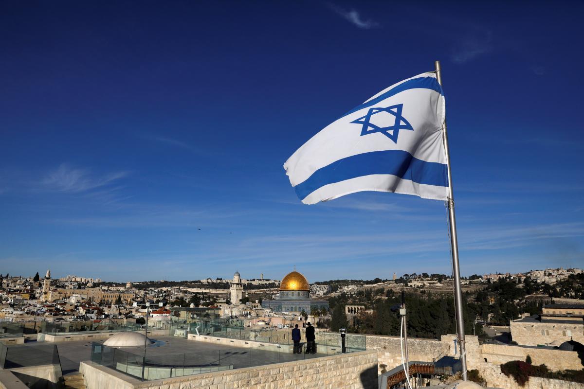 США признают Иерусалим столицей Израиля в среду