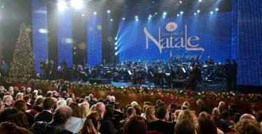 В Ватикане состоялся XXV Рождественский концерт под знаком мира и помощи детям