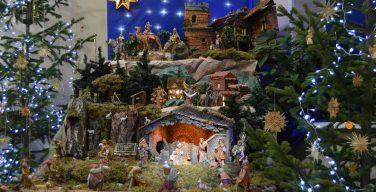 Дневная Месса Рождества во францисканском приходе Новосибирска (ФОТО)