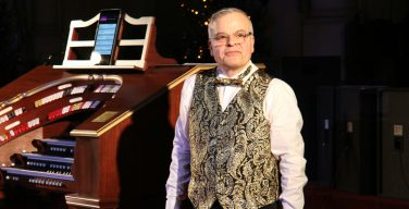 Инаугурация органа Allen в Москве (ФОТО)