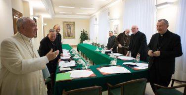 Завершилось 22-е совещание Совета кардиналов
