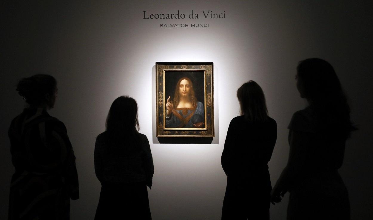 «Спаситель мира» да Винчи передан филиалу Лувра в ОАЭ
