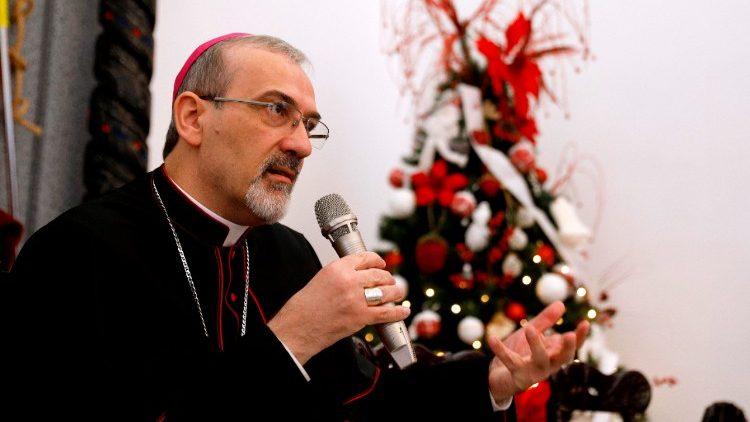 Епископ Пиццабалла: пересмотр статуса Иерусалима в одностороннем порядке не является приемлемым
