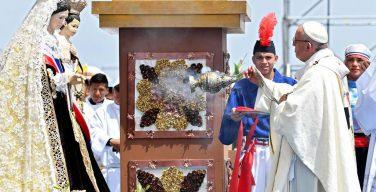 Папа на Мессе в Икике: служить братьям как Пресвятая Дева Мария (+ ФОТО)