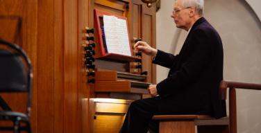 Отец Иоганн Труммер: «Я – музыкант и пастырь в одном лице…»