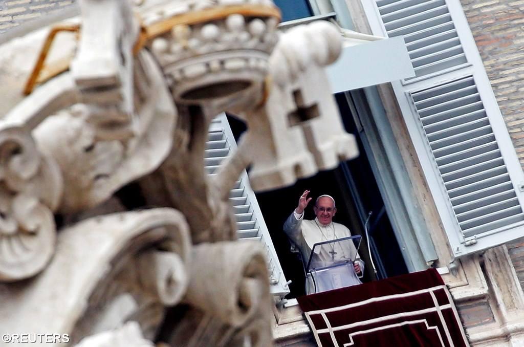 Angelus 14 января. Папа: только встреча с Иисусом наполняет жизнь смыслом