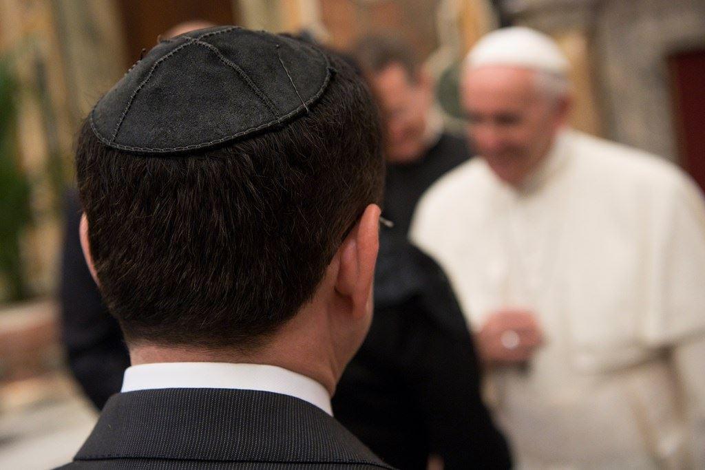 Папа Франциск подчеркнул воспитательное значение памяти в борьбе с безразличием