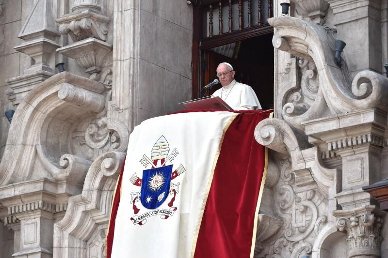 Angelus в Лиме: Папа обратился к перуанской молодежи (+ ФОТО)