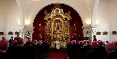 Папа — епископам Перу: благовествуйте на современном языке (+ ФОТО)