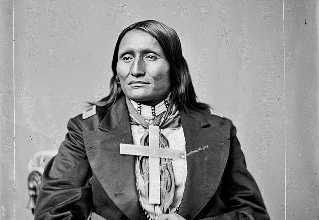 Католические епископы США начинают процесс беатификации Черного Лося, легендарного индейца из племени Дакота