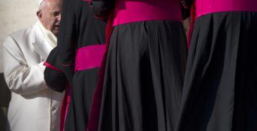 Завтра начинается визит ad limina епископов Белоруссии