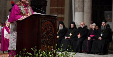 В Милане открылся Малый синод Амвросианской Церкви