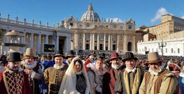 6 января в Ватикане: праздничный парад на площади Святого Петра (+ ФОТО)