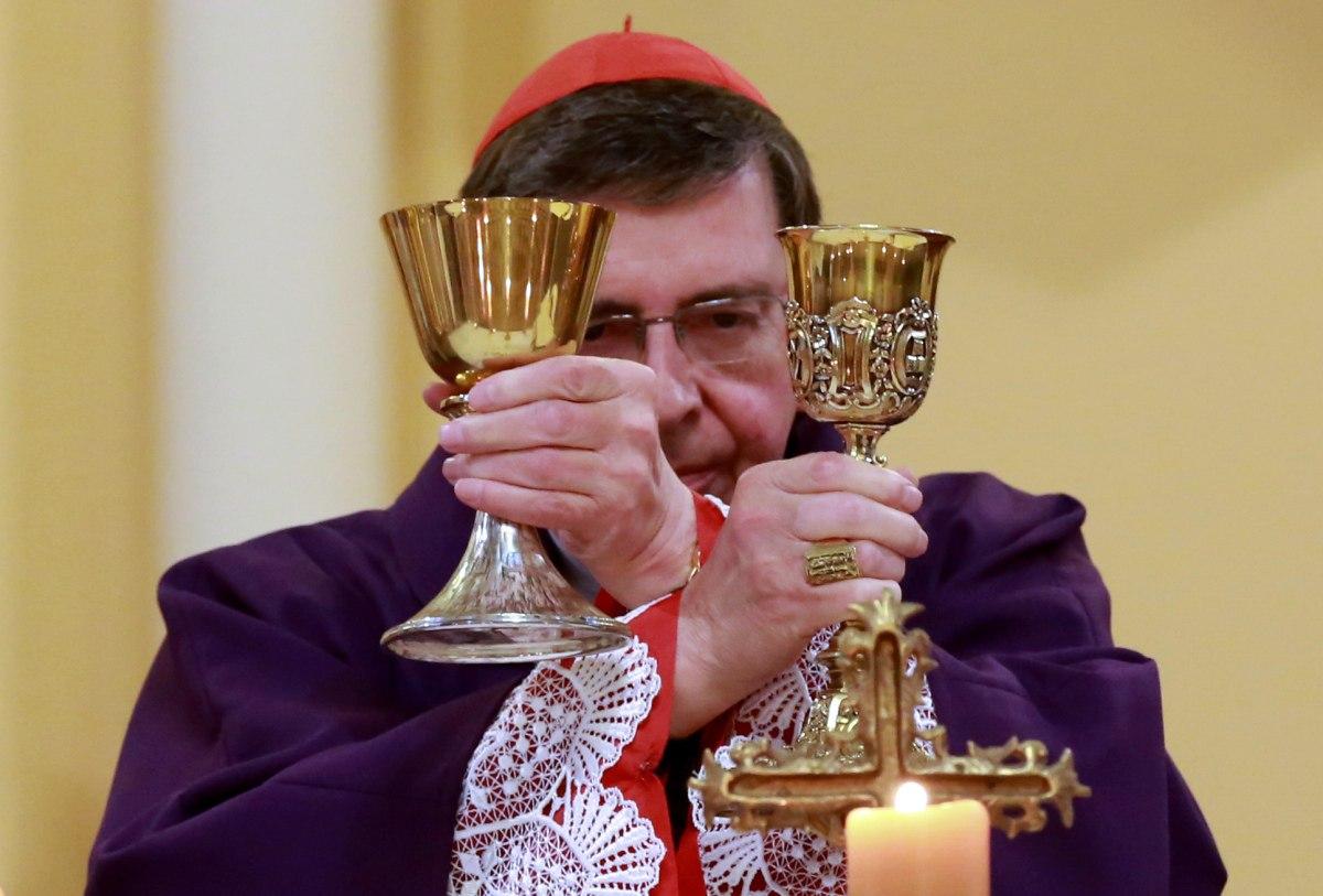 Кардинал Кох — российским католикам: «Не оставлять молитву о единстве»