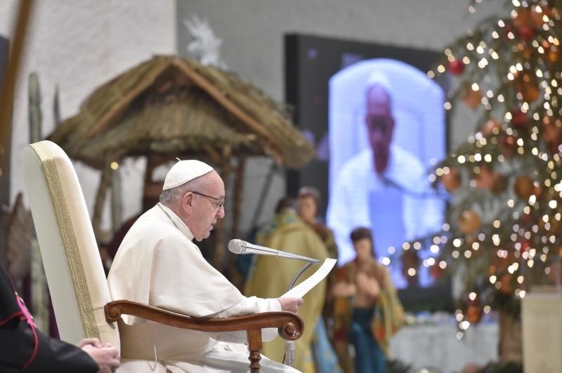 Папа: тот, кто сыт своей праведностью, не может получить прощение от Бога