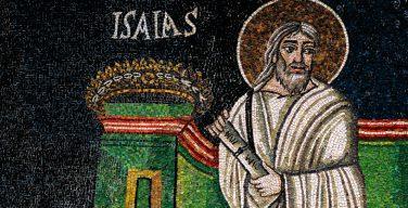 Возможно, найдено первое небиблейское свидетельство о пророке Исаии