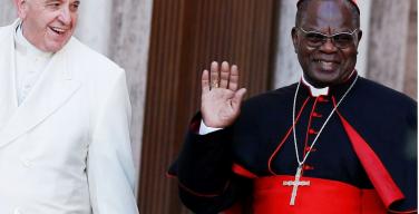 Конголезцы считают, что после ухода Кабилы страну должен возглавить кардинал Монсенгво