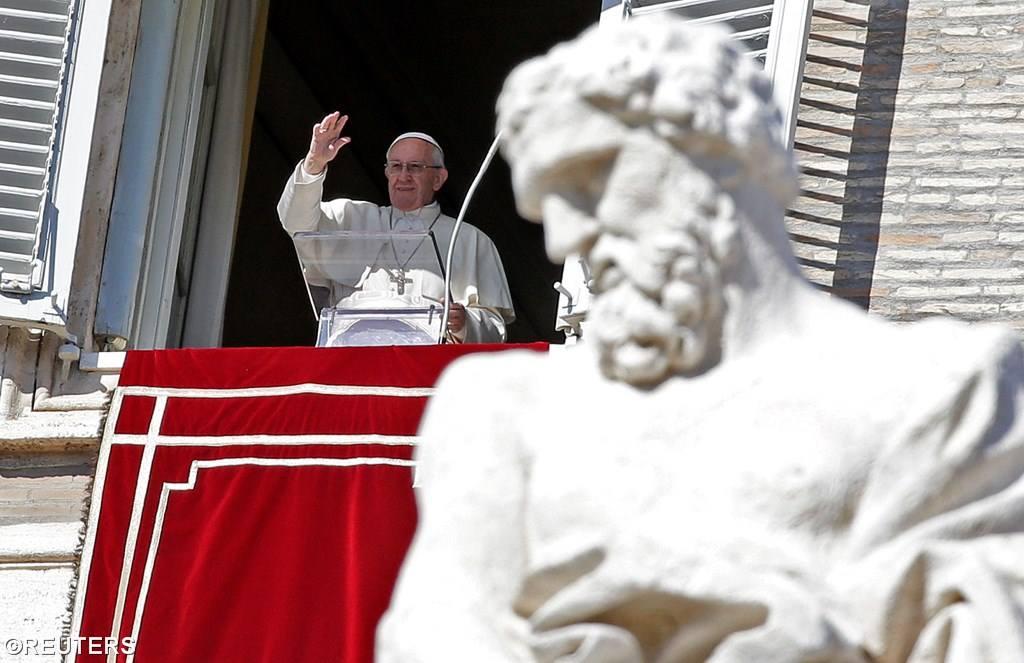 Слово Папы Франциска перед чтением молитвы «Ангел Господень» в 5-е Рядовое воскресенье. 4 февраля 2018 г., площадь Св. Петра
