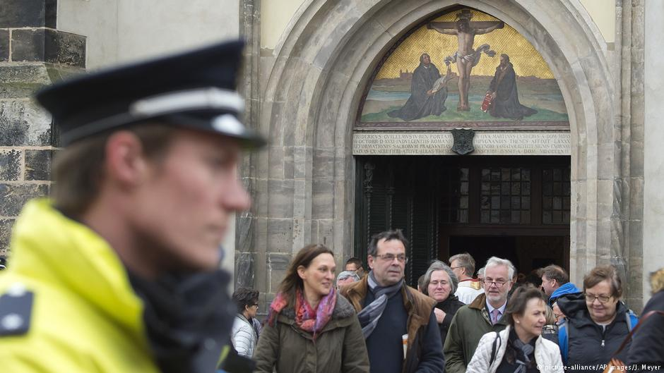 В 2017 году в ФРГ совершено почти 100 нападений на христиан