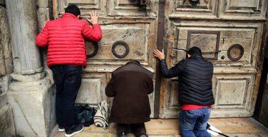 Кустод Святой Земли прокомментировал решение о закрытии храма Гроба Господня