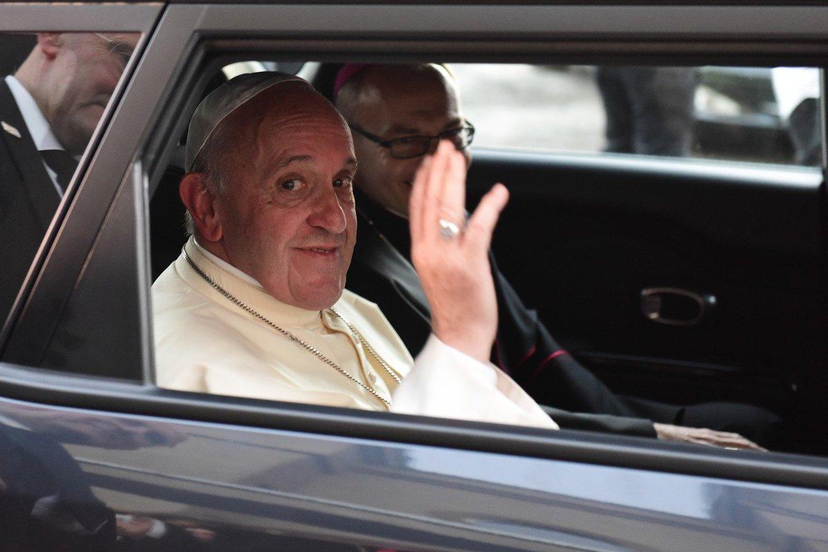 Генеральный секретарь ККЕР считает российское общество неготовым к визиту Папы Римского