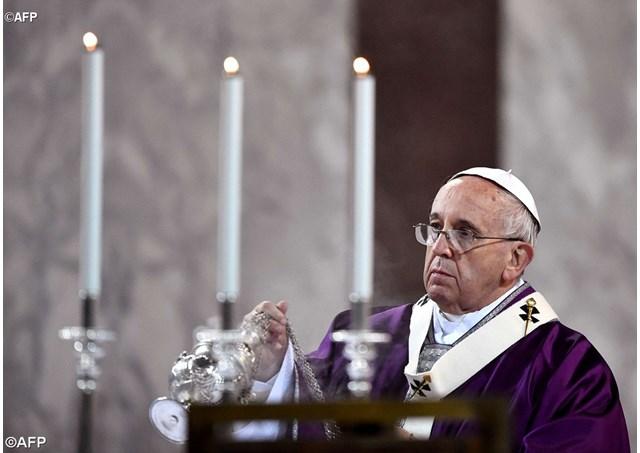 На Мессе в Доме Св. Марфы Папа Франциск призвал молиться о благодати стыда