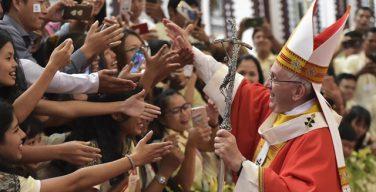 Книга-интервью Папы Франциска о молодежи увидит свет 20 марта
