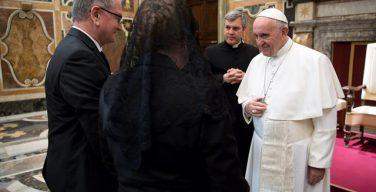 Папа Франциск встретился с членами ассоциации «Pro Petri Sede»
