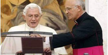 Прошло пять лет со времени добровольной отставки Папы Бенедикта XVI