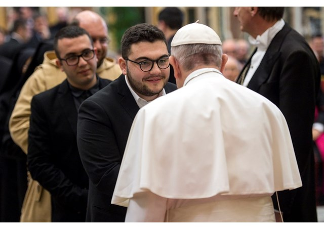 Папа Франциск о задачах будущих пресвитеров и их наставников