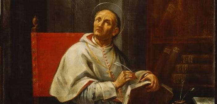 21 февраля. Святой Петр Дамиани, епископ и Учитель Церкви. Память