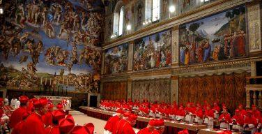 В коллегии кардиналов-выборщиков осталось 117 членов, а вскоре их станет 114