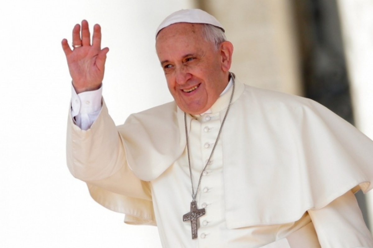 Скоро выйдет на экраны фильм о Папе Франциске