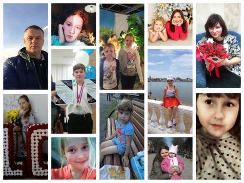Саша, Лиза, Костя, Настя… (о трагедии в Кемерово)