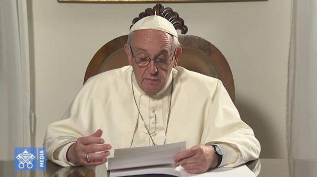 Папа Франциск обратился с видеопосланием к кубинской молодежи