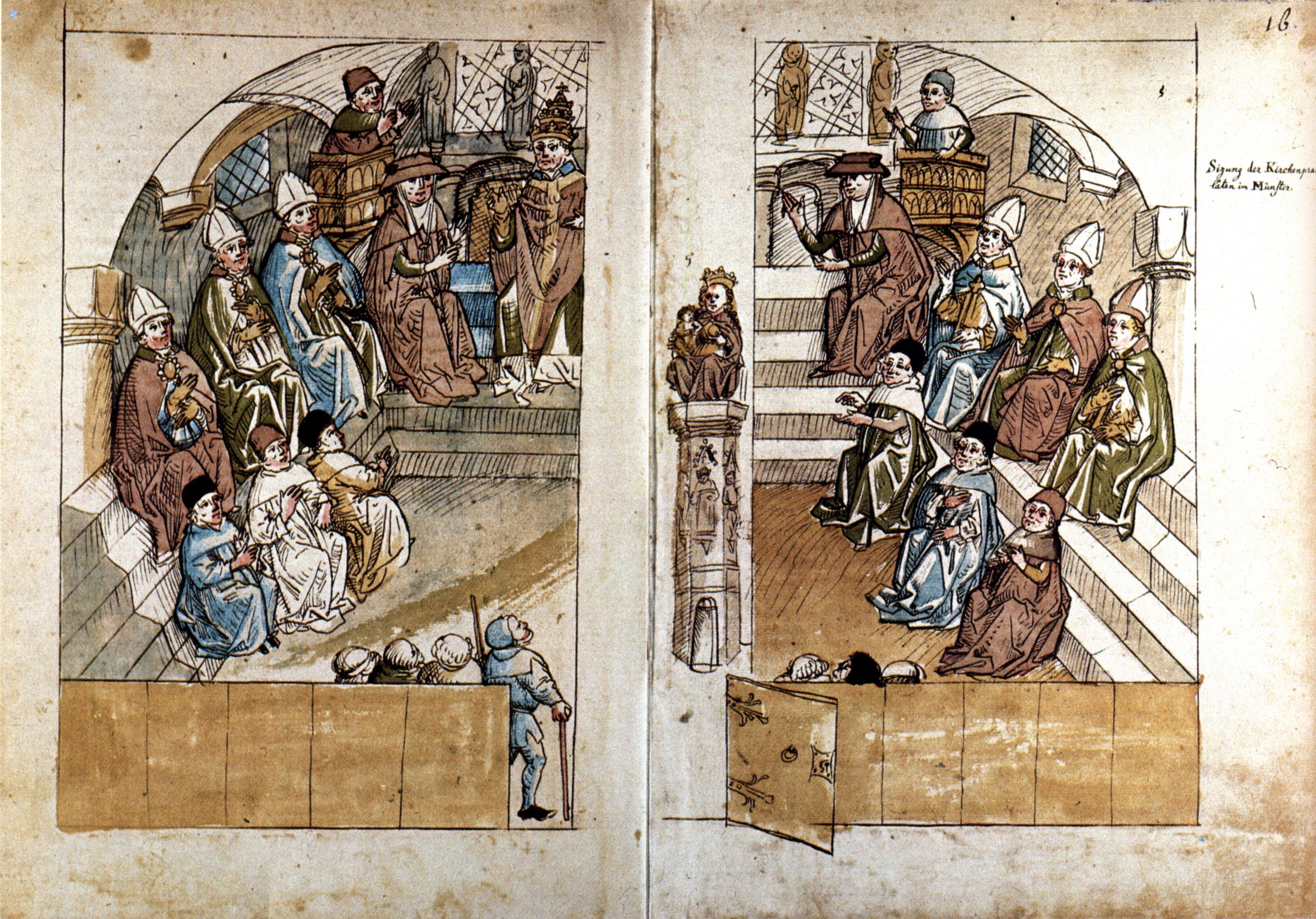К 600-летию со дня завершения Констанцского собора