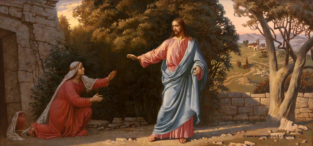 Совет сестер-монахинь Преображенской епархии поздравляет с Пасхой