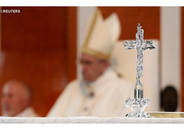 Папа Франциск на Мессе в Доме Св. Марфы призвал к бескорыстию в вере