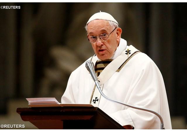 Папа Франциск на Мессе в Доме Святой Марфы рассказал о трех главных принципах христианской жизни