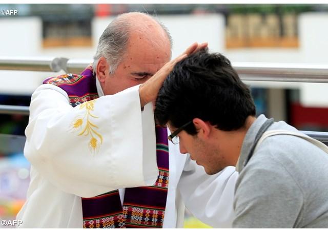 В воскресенье Божия милосердия в Риме открывается встреча Миссионеров милосердия