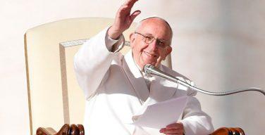В понедельник состоится презентация Апостольского увещания Папы Франциска «Gaudete et Exsultate»