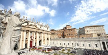 Папская молитва Regina Caeli в воскресенье Октавы Пасхи