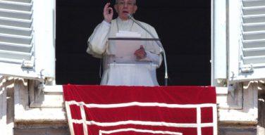 Слово Святейшего Отца перед чтением молитвы Regina Coeli в «Ангельский понедельник»