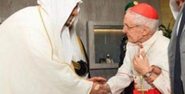 Кардинал Торан находится с визитом в Саудовской Аравии