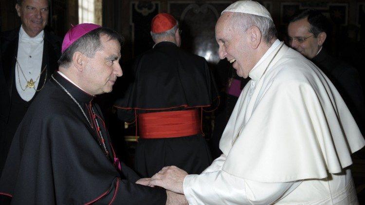 Назначен новый префект Конгрегации по канонизации святых