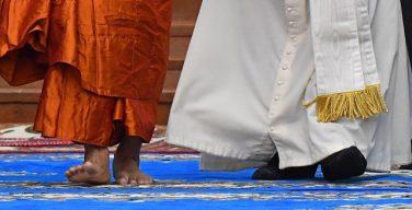 Папа встретился с представителями дхармических религий